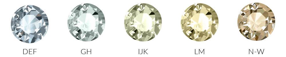Različite boje dijamanta