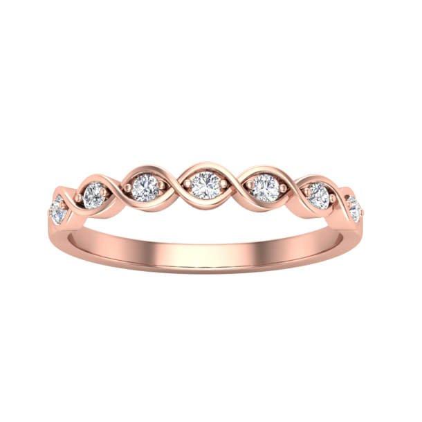 Zaručnički prsten DNA ring