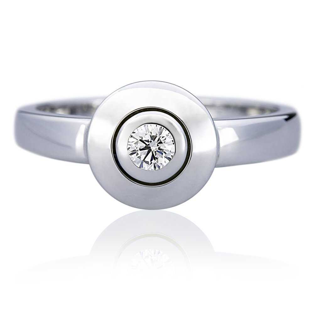 zaručnički prsten Duo