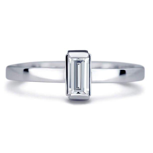 Zaručnički prsten Linear