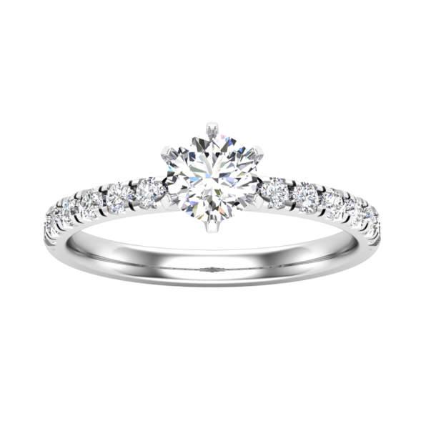 Zaručnički prsten SILBA