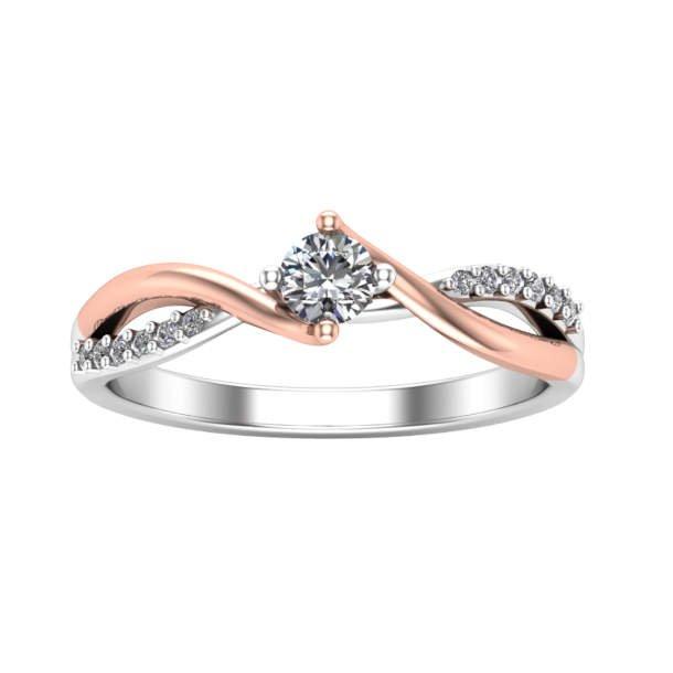 Zaručnički prsten STELLA