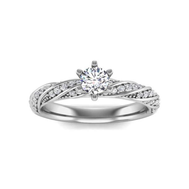 Zaručnički prsten TwisterX