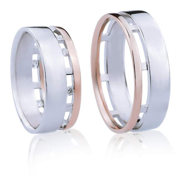 Vjenčano prstenje ER-503