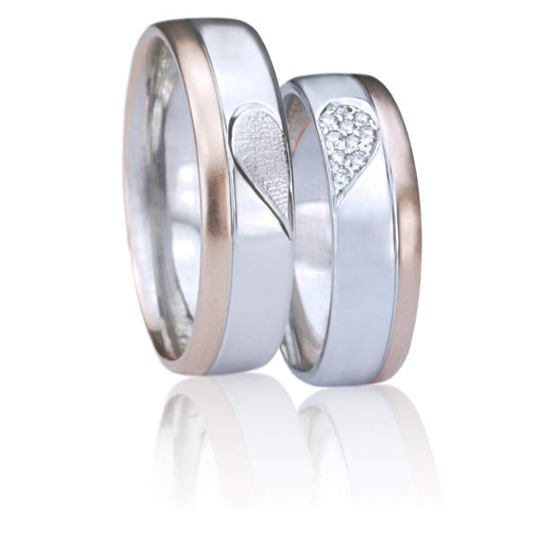 Vjenčano prstenje ER-663